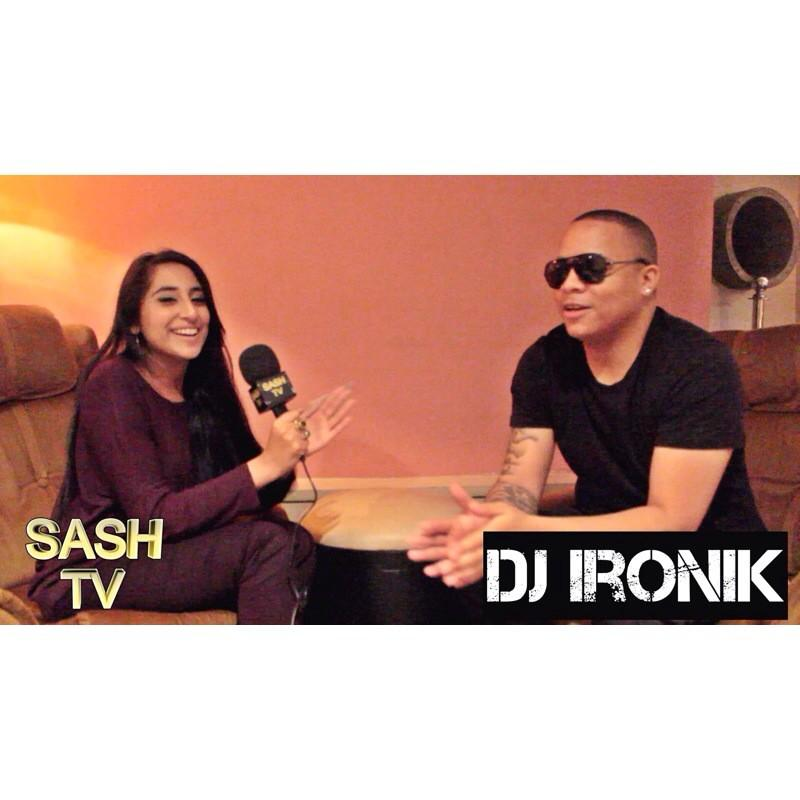 RT @SashToonsTV_: **ATTENTION** MY NEW INTERVIEW WITH @DJIronik WILL BE OUT TODAY AT 7:30PM !! #SashTV 📷🎥✨ http://t.co/On0wOFTNFL