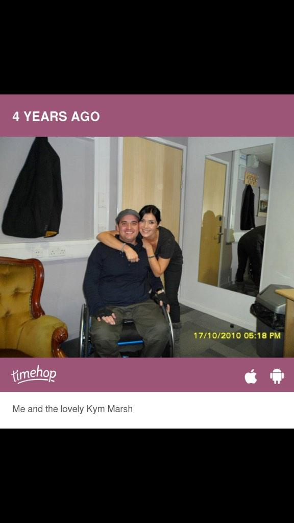 RT @katieloula976: Look what just popped up on FaceBook!! Aw, you had Polly in your tummy there. Love you @msm4rsh xxx http://t.co/zA72IfyD…