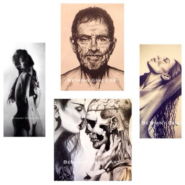 RT @BethGraceCallan: Please #follow my new #art only instagram! http://t.co/eVh0sVdYjR http://t.co/9btLupfhR0