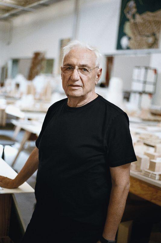 le monde on twitter portrait de frank gehry l 39 architecte qui a con u la fondation louis. Black Bedroom Furniture Sets. Home Design Ideas
