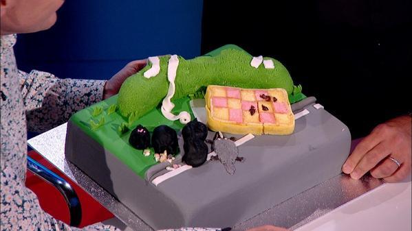 8 Birthday Cake Ideas