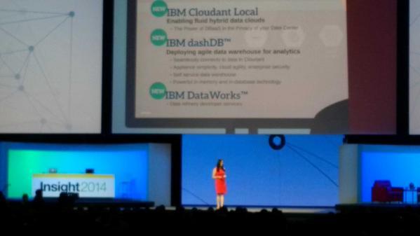 Wait - is @inhicho getting all announcements? - @IBM @Cloudant Local - IBM #dashDB - IBM DataWorks #IBMinsight http://t.co/sBrgQi9gOY