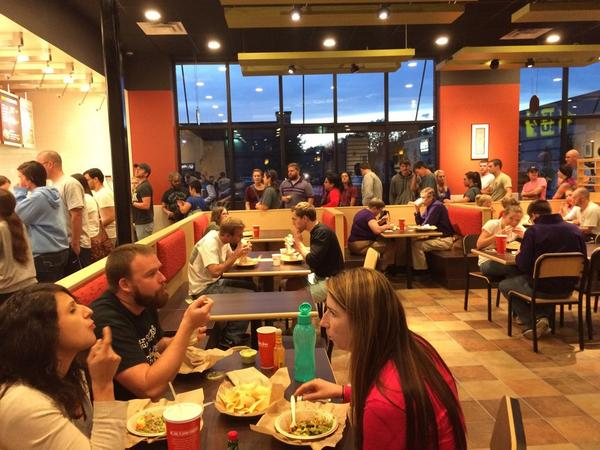 Qdoba Mexican Grill On 3rd Joins Downtown Manhattan Restaurants