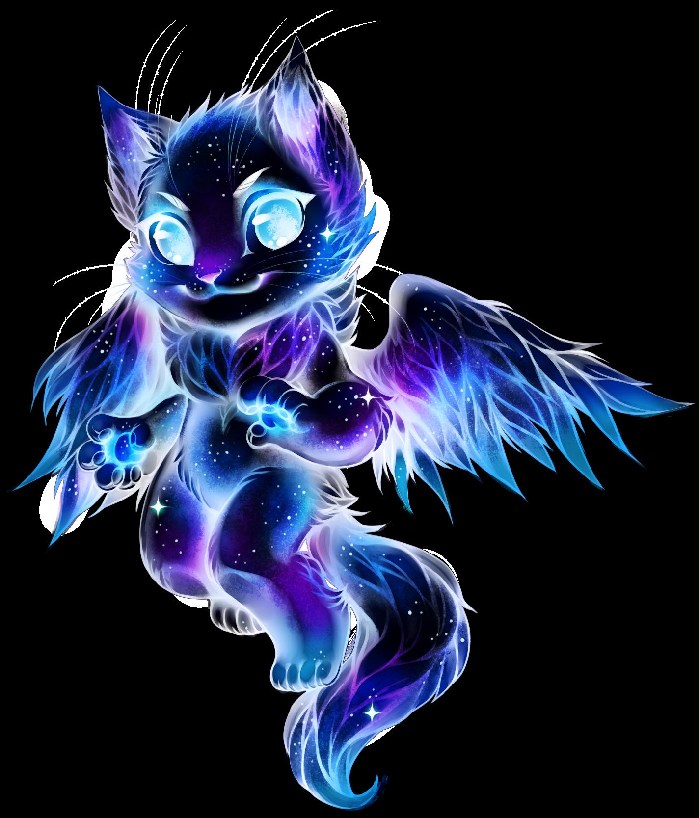 Furvilla On Twitter Quot Galaxy Cat Dragon And Fox