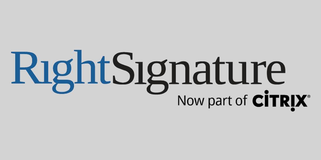 RightSignature  YouTube