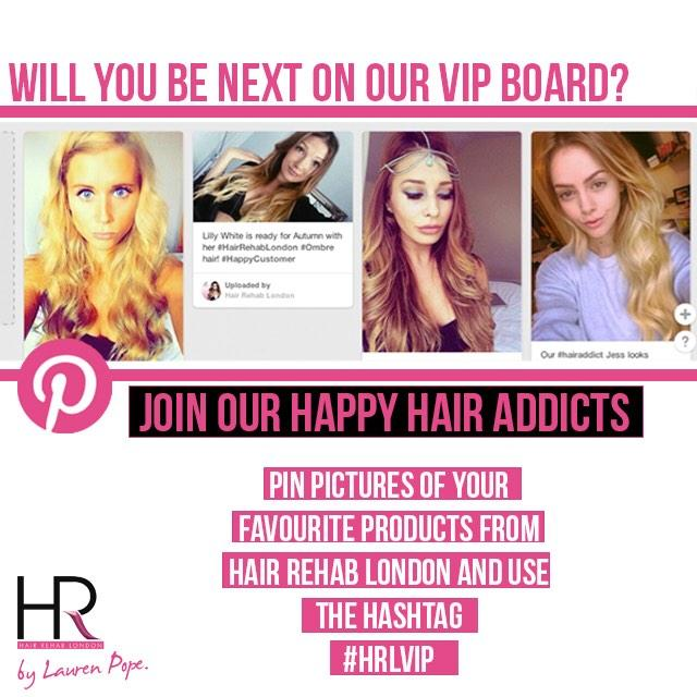 RT @HairRehabLondon: Have you joined us on #Pinterest yet? http://t.co/KhTyVEr8Fh