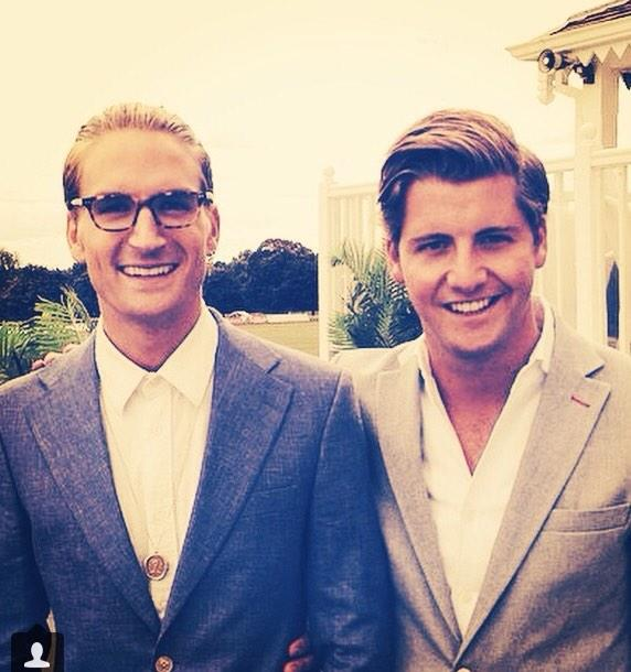 Pruders and me at the polo @oliverproudlock http://t.co/gBhJc2asDS