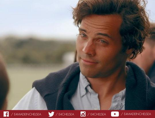 Andy's face though #shocked #surprised #gutted #madeinchelsea http://t.co/UegBavoIuM