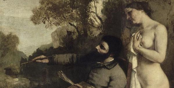 Join in the restoration of Gustave Courbet's masterpiece at the Musée d'Orsay! http://t.co/SUNYqg0VRO  cc @MuseeOrsay http://t.co/MRpoxWN3jj