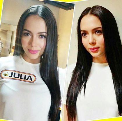 Julia Montes And Daniel Padilla