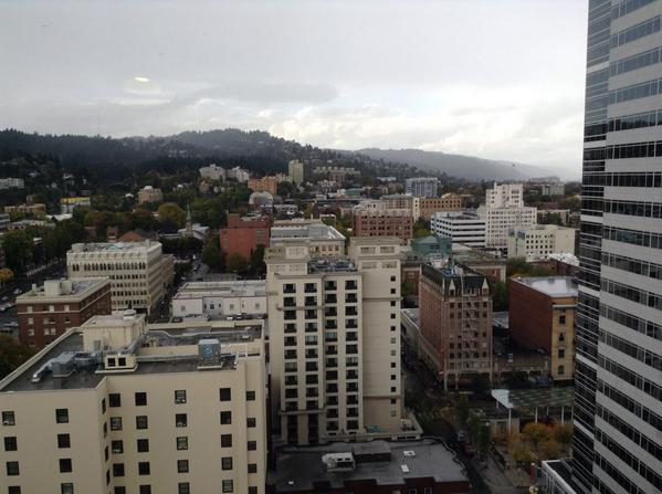 We told you #mpd has the best view at #heweb14 http://t.co/4QNGa4yutM