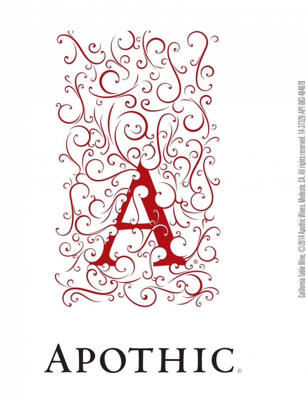 GALLERY: Apothic Wine Logo