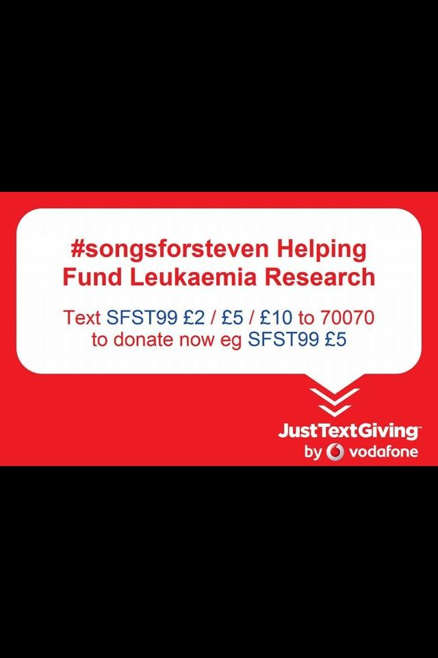 RT @carolpaddon: @hayleysoraya we would love it if you could retweet #songsforsteven we need a grand piano for Saturdays concert!!! http://…