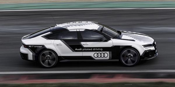 Self-driving Audi becomes fastest autonomous car on earth [Video] http://t.co/7aEC1Ucjd4 http://t.co/8yM4sLxeon