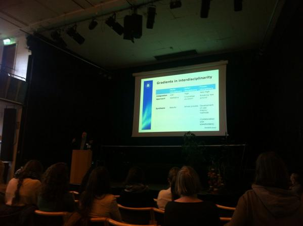 Thumbnail for Women IN Great Sciences Annual Conference 2014, Lund University