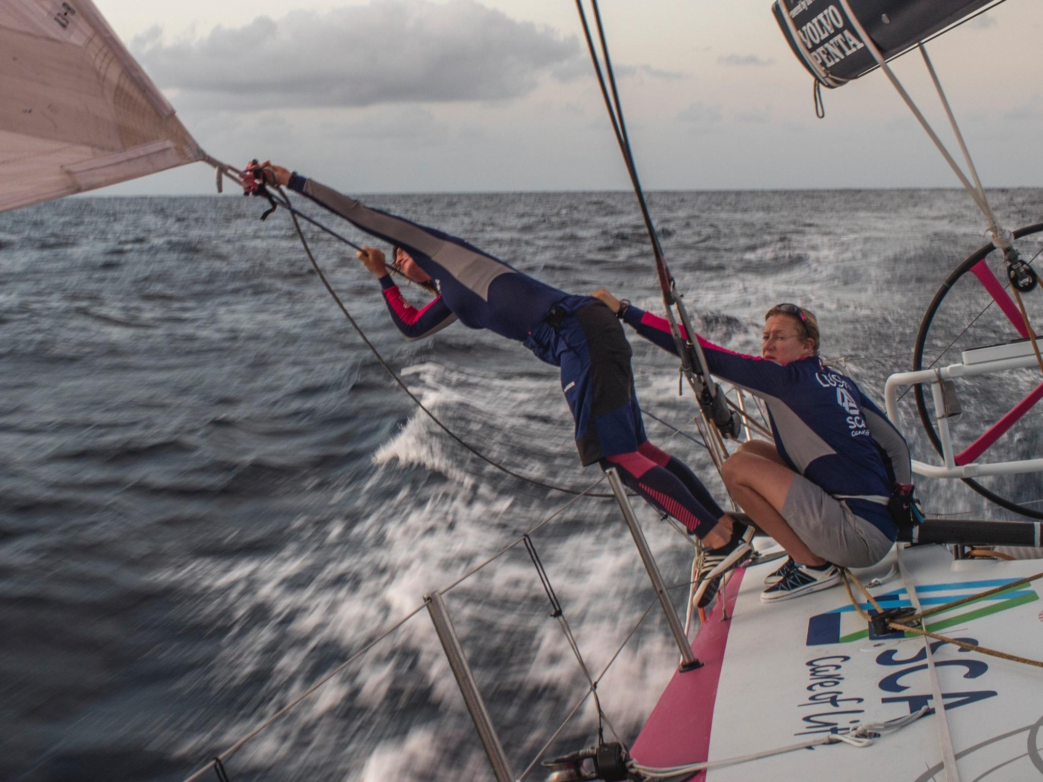 RT @team_sca: Latest blog updates! Day 10 - It's that time… http://t.co/Ye3s98wvTG #teamsca #raceblog #vor http://t.co/39D54C8e0z