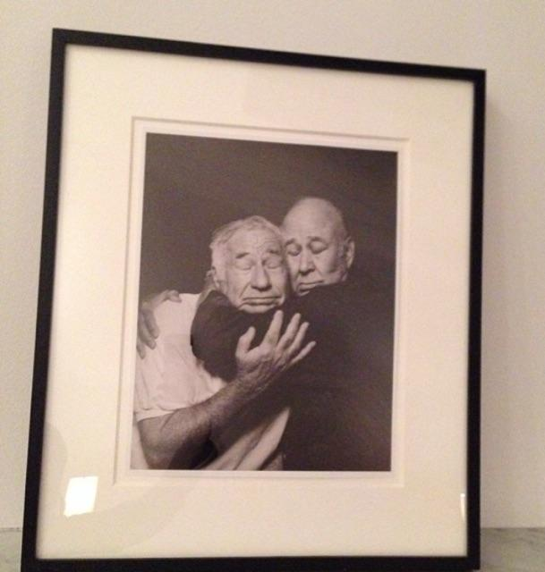 RT @JennyJohnsonHi5: @carlreiner You're fantastic. @MelBrooks too. This hangs in my home. Bought it from the original photographer. http://…