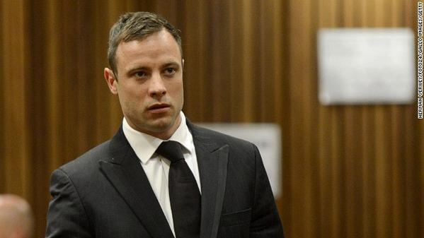 BREAKING: Oscar Pistorius sentenced to 5 years in prison for culpable homicide http://t.co/y8AQkHwrzA #OscarTrial http://t.co/VV2n5toHwg