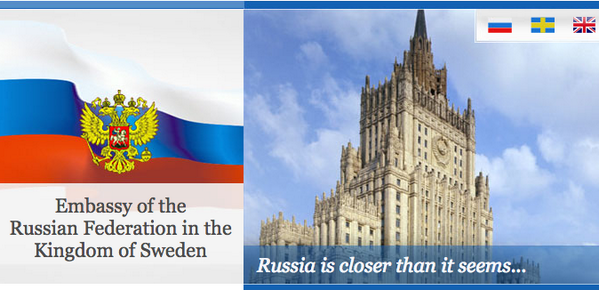 Confirm. stockholm russian embassy in recommend you