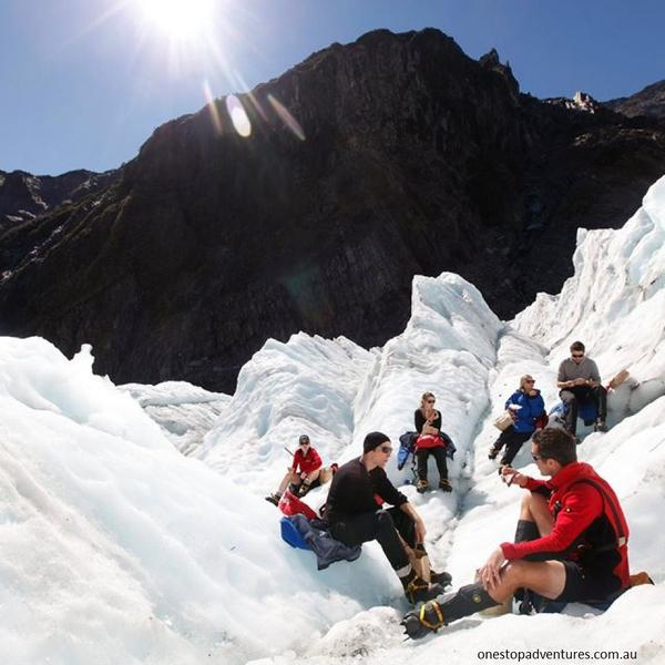 Ready for a #holiday to break the iceberg in New Zealand? Join us in Franz Josef Glacier Tour! http://t.co/xOIhFAKHVa http://t.co/A9oME1KTlP