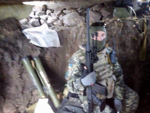 """В Старобешево вошел отряд российских военных, среди которых много женщин-снайперов, - """"Права справа"""" - Цензор.НЕТ 8831"""