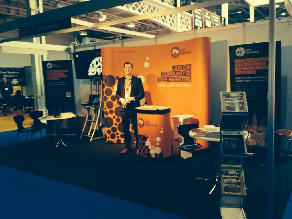 Btw we're at #adtech_london today! Don't forget to pop along to our stand and say hi 😃 http://t.co/jd2sYkVpV0