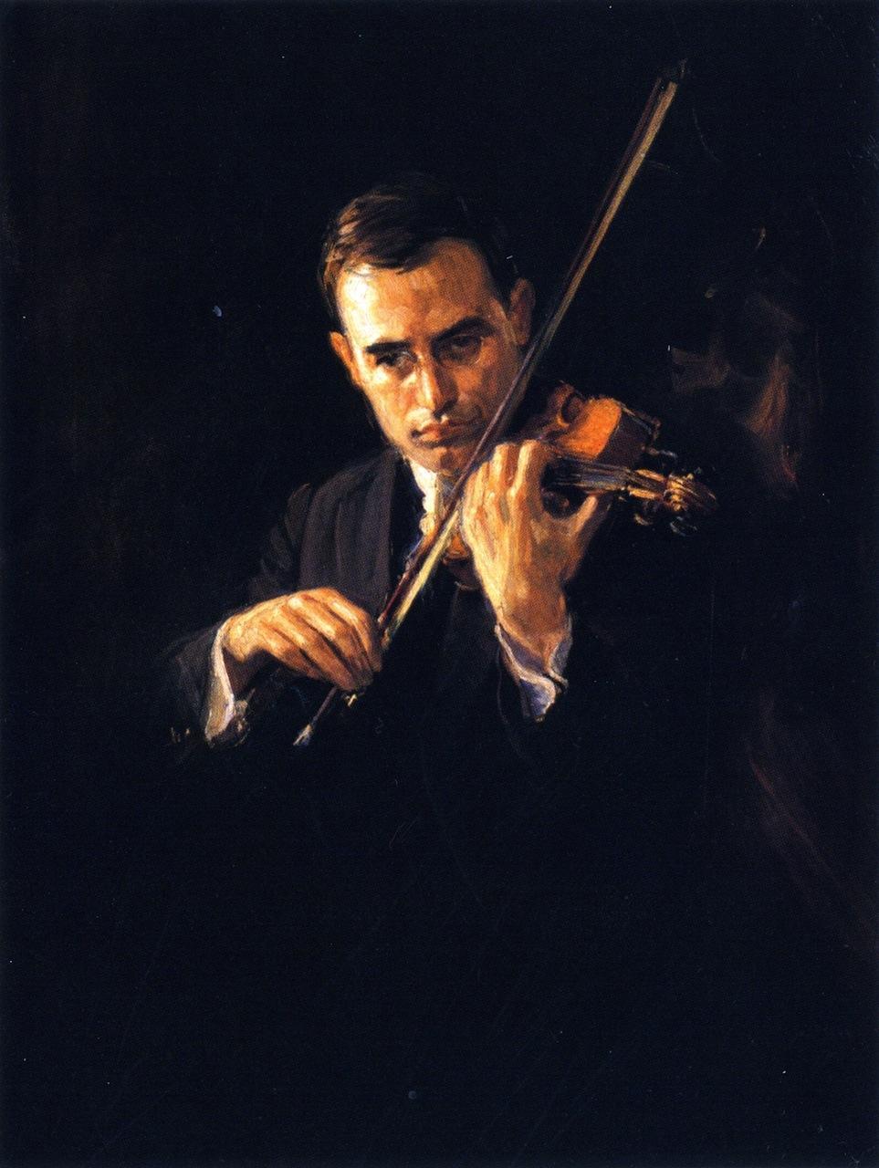 Portrait of Isador Berger