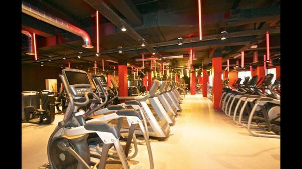 Lifestyle fitness liverpool millenium