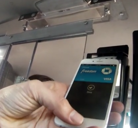 Apple Pay test! Here's what @Mashable thought of it http://t.co/ihHdFtf8T2 http://t.co/3jB2oq1gA0