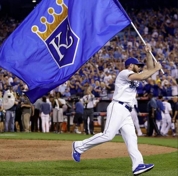 We've waited 29 years for this tweet...It's #WorldSeries Game Day in #KC! GO ROYALS! http://t.co/07HX1EsaOF