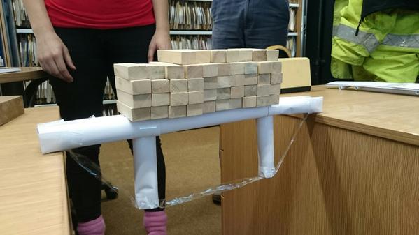 Paper Bridges