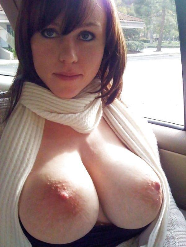 Большие груди русские фото