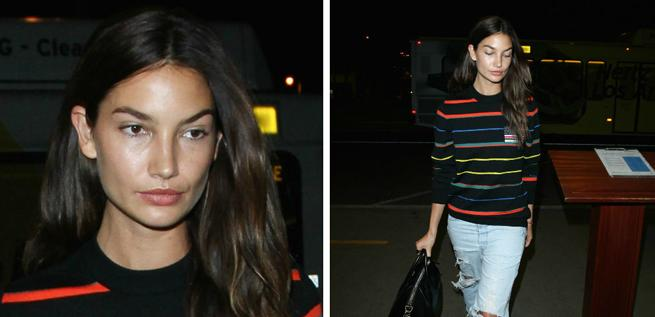 RT @Grazia_Live: . @LilyAldridge makes a case for I-woke-up-like-this beauty http://t.co/x6691TXHIv http://t.co/rusK3WcCwx