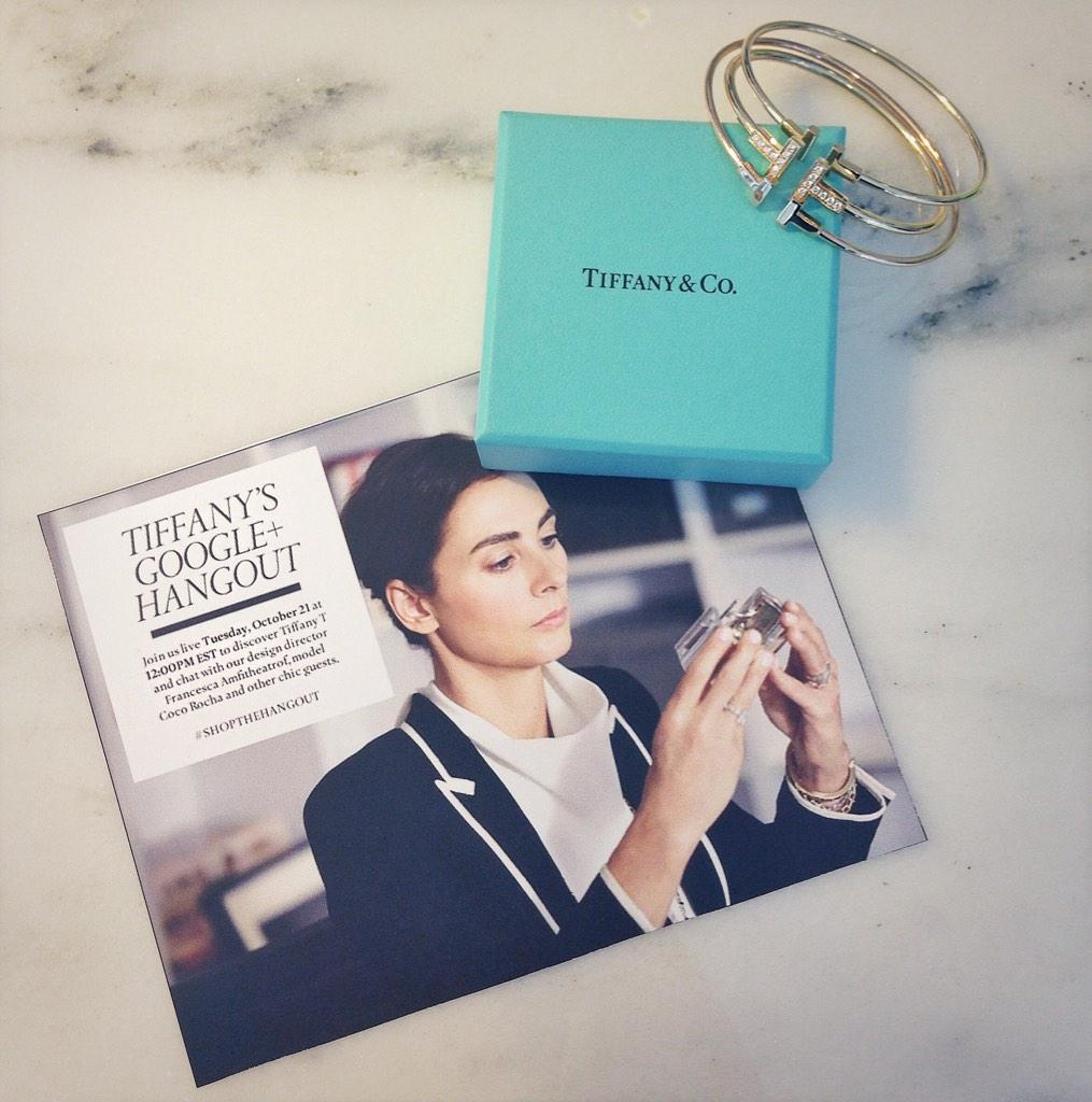 At 12pm EST join @AimeeSong, @anneslowey & @TiffanyandCo and I - http://t.co/hdwwPq5D6v #ShopTheHangout http://t.co/YoAcRXSL5a