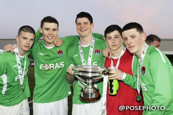 One thing's for sure, @Kav268 @GarryBuckley & @DannyMorrissey9 know how to win at Oriel Park. @CorkCityFC http://t.co/vayALDsf7h