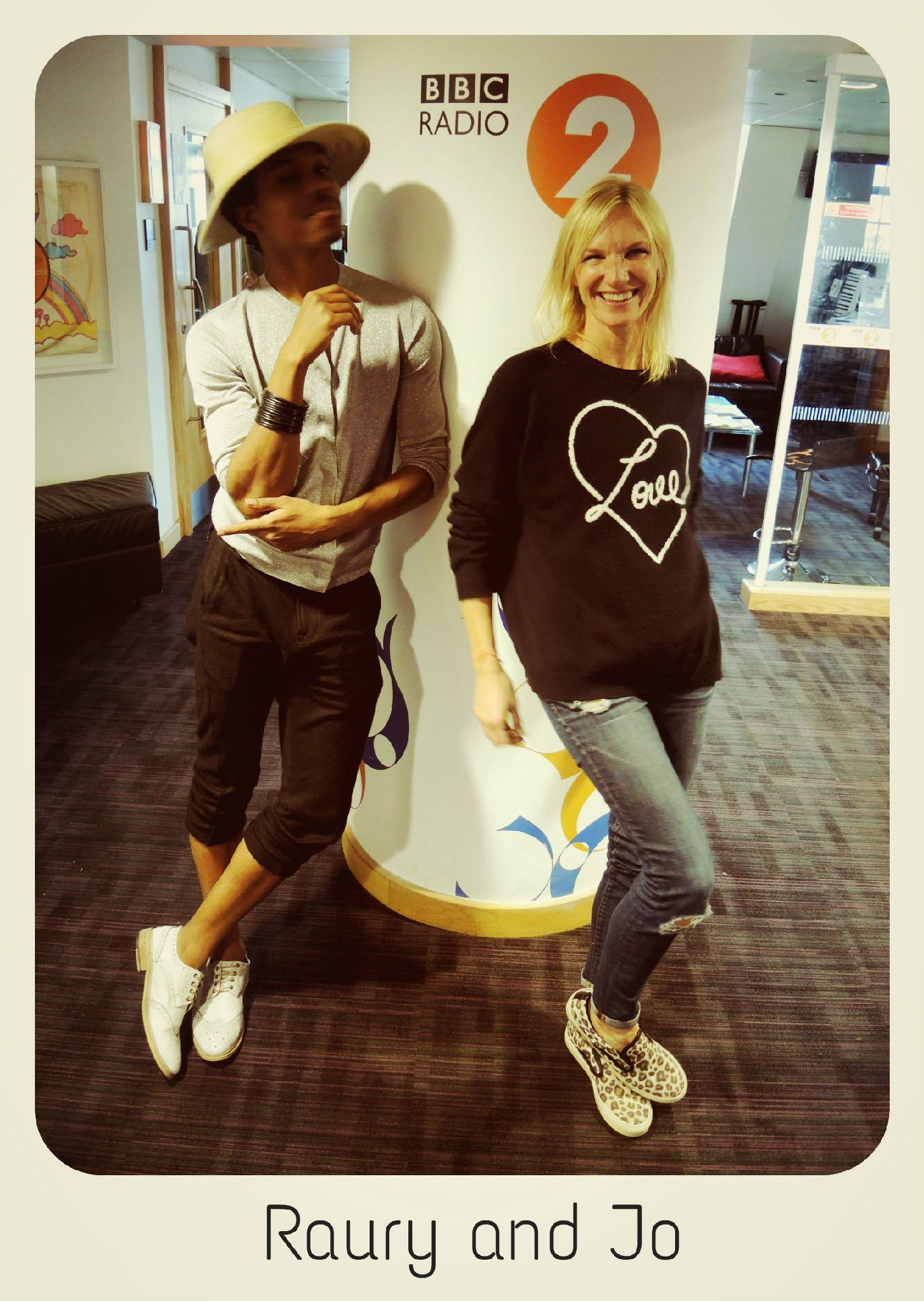 RT @BBCRadio2: A week of legends, old and new with @jowhiley this week - @raury today and Status Quo tomorrow http://t.co/K3vy0JkwZf