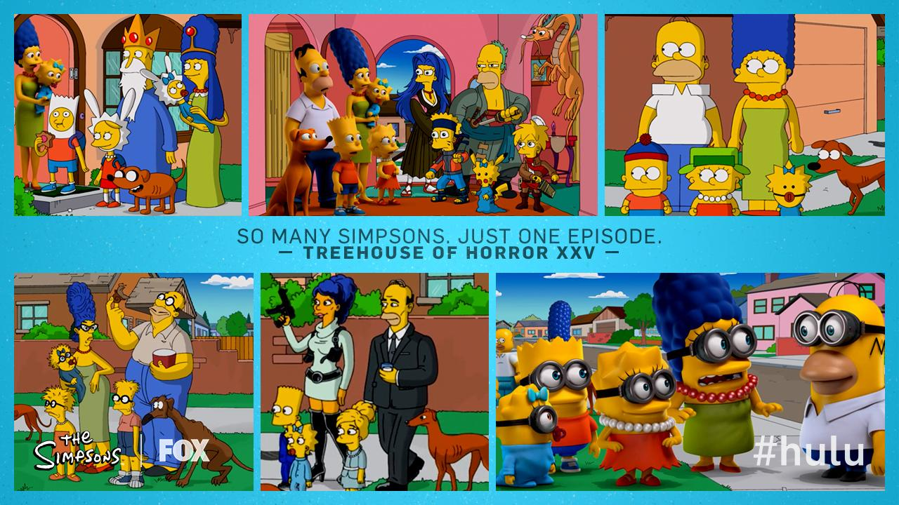 Simpsons Treehouse Of Horror Xxv Part - 16: B0fHoLPCcAEy0se.jpg:large