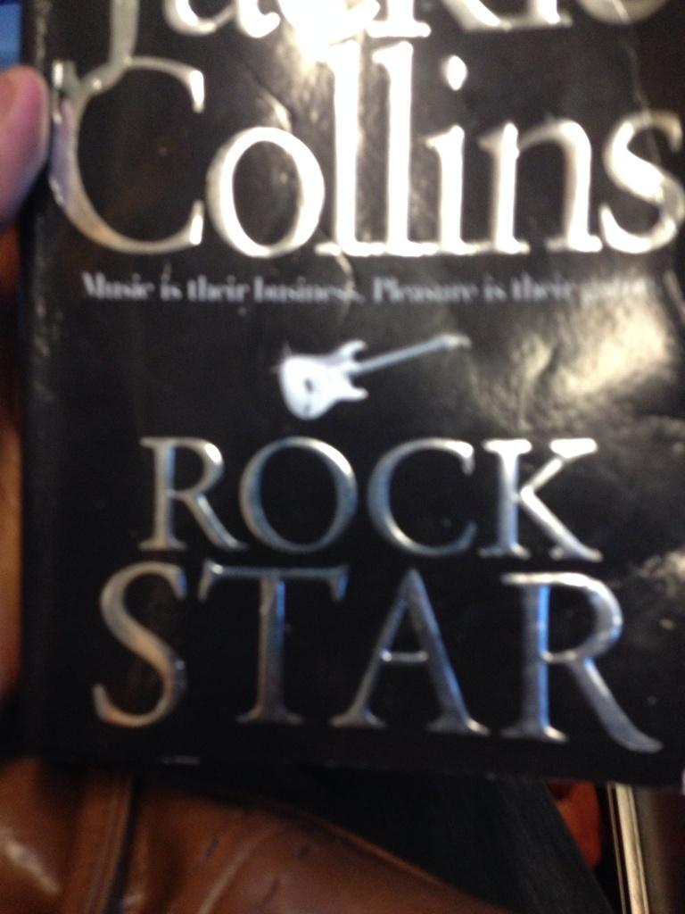 RT @liz_kamille: LOVING this book by @jackiejcollins http://t.co/R7TwNDlbtB