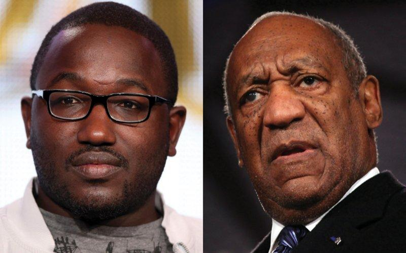 """RT @thedailybeast: Hannibal Buress: """"You rape women, Bill Cosby, so turn the crazy down a couple notches."""" http://t.co/enifnFL0AJ http://t.…"""