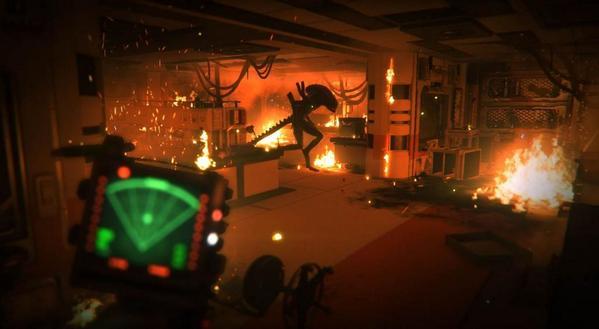 Alien Isolation DLC Corporate Lockdown