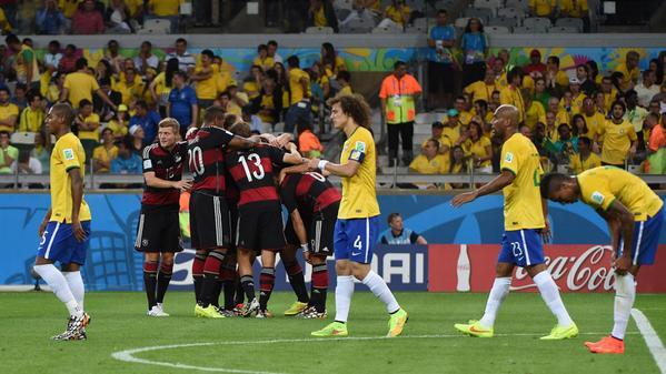 Brasile Germania Diretta Gol Live Video