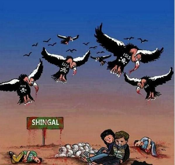 Roj Bash Kurdistan • Yazidi UPDATES genocide has occurred and is