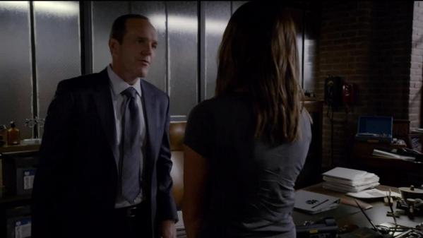 No one lays down the law like Coulson does.  ##AgentsofSHIELD http://t.co/zb1kZ7EFTC