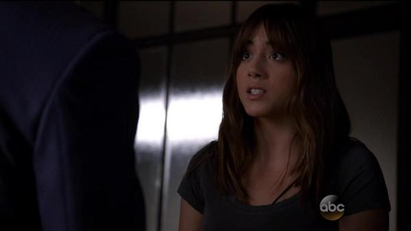 """""""Are you saying that I might be an alien?...That is not something you just say like it's no big deal.""""#AgentsofSHIELD http://t.co/y9wK6itT5f"""