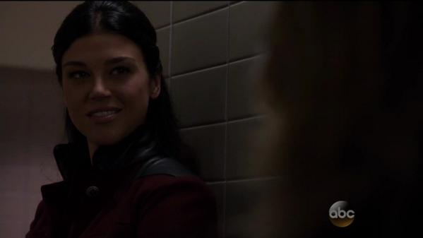 Confrontation in the bathroom? No where in Hydra is safe.  #AgentsofSHIELD http://t.co/dU372694md