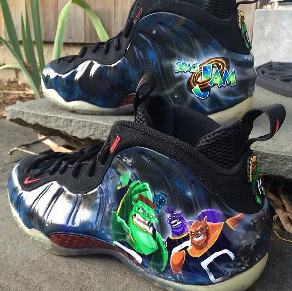 """2b2c6501886 """" Nike Dojo  Nike Foamposite One"""
