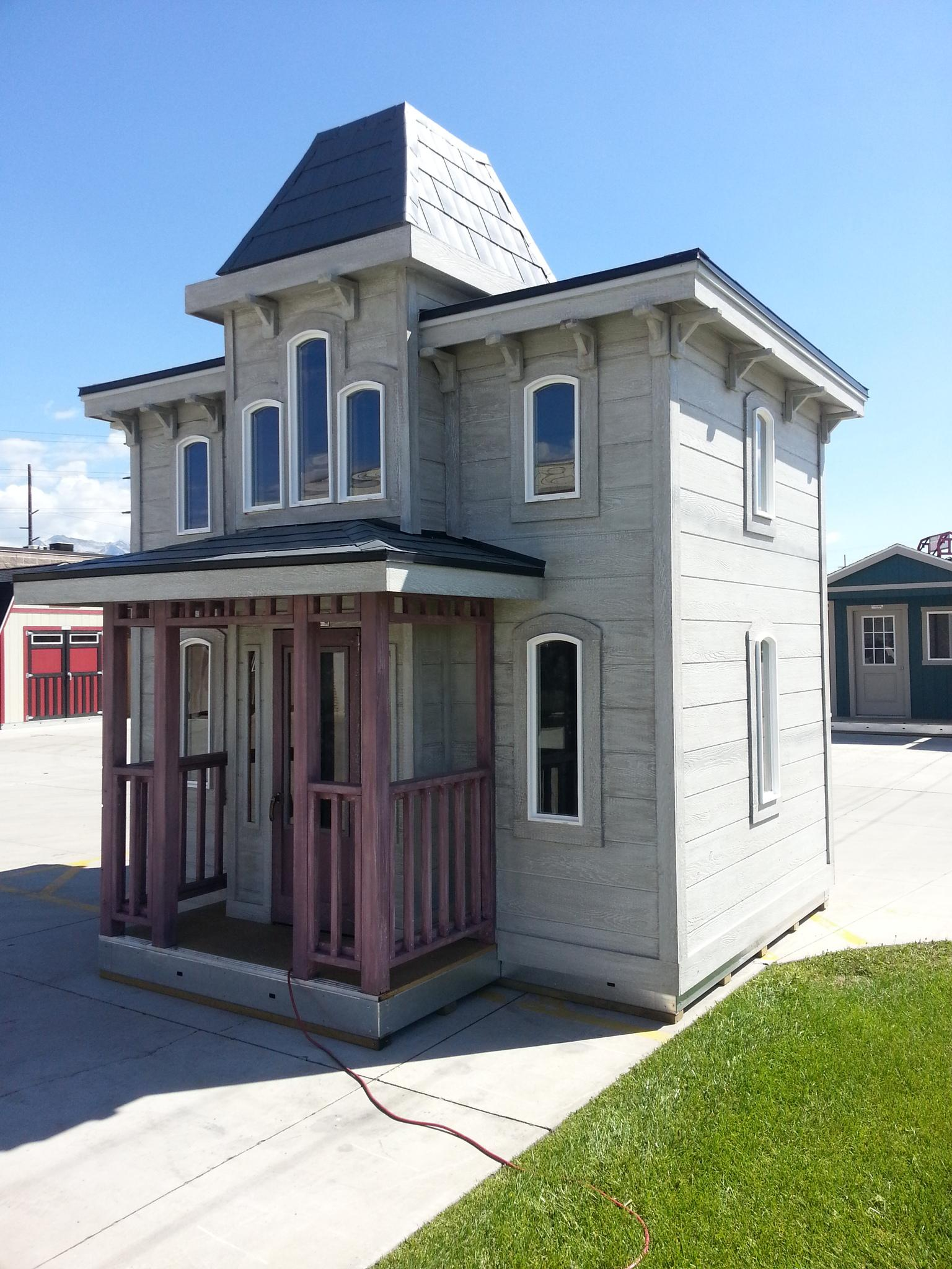 Tuff shed tuffshed twitter for 2 story shed house