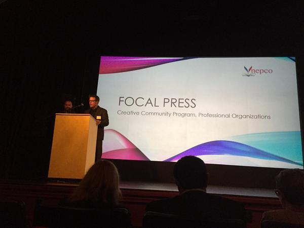 #nepco2014 @focalpress on stage #bookbuilders http://t.co/jyy2ssQN0Y