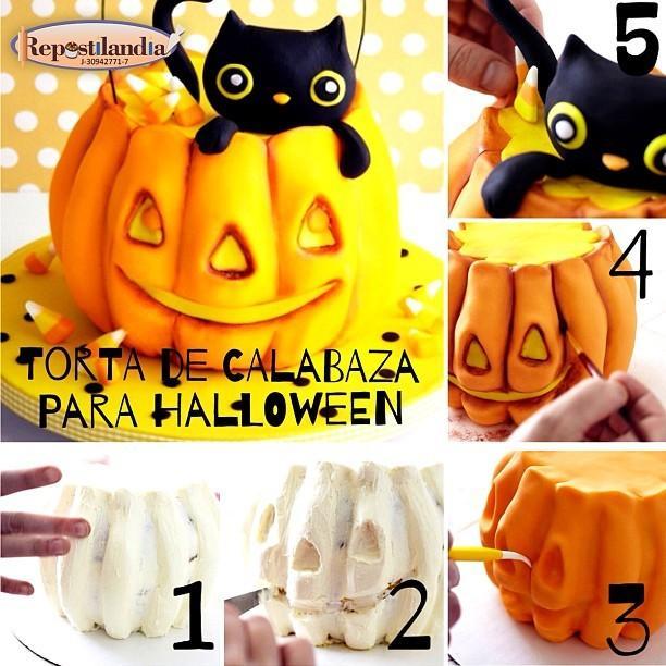 ¡Miren ésta otra idea para Halloween! ¡Está fantástica! Pueden practicarlo en casa y enviarnos una foto para ver ... http://t.co/vxiXLtY6zs