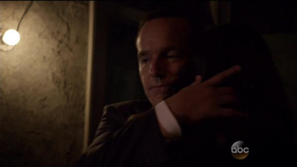 Awh, Coulson, the best dad you could ask for.  #AgentsofSHIELD http://t.co/0RoPmXl7V9
